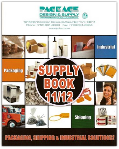 Catalog Package Supplies